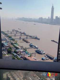 世纪江尚 精装三房 高层 东面一线江 业主急售 440万