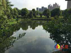 大洋彼岸 独栋别墅 600平超大花园带产权 自带300平小池塘