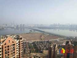 汉阳四新 招商公园1872 4室3厅2卫 一线湖景 带子母车位