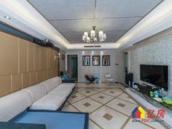 中北路 楚河汉街 电梯花园洋房 百万豪装四房 送地下室 满二