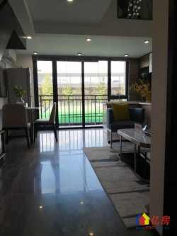 江岸汉口双地铁口 复式房实得90平 隔好交房,送全屋暖气