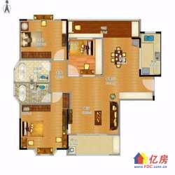 汉阳区 墨水湖 招商公园1872 3室2厅2卫