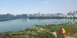 汉阳区 墨水湖 招商公园1872 一线湖景  大四房