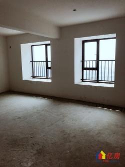 金桥汇二期 绿地汉口中心 通透毛坯三房 中间楼层 有钥匙
