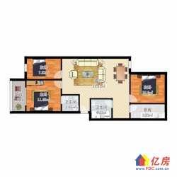 汉阳区 钟家村 鹦鹉花园 3室2厅2卫  125㎡  双地铁  学区房