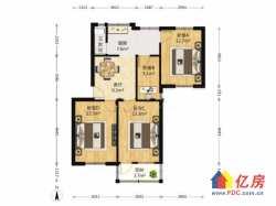 水果湖一中宿舍 2室2厅 对口二小 和一中 中间楼层  采光好