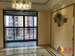 汉阳一中对面,地铁沿线,全新精装电梯三房