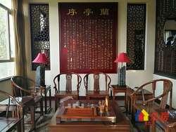中国院子半山墅豪装样板间445平1800万全房唯美设计