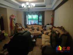 东西湖区 金银湖 银湖翡翠 3室2厅2卫  123㎡精装一楼带花园三房出售!