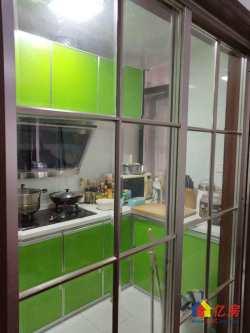 葛洲坝城市花园一期 东南挂角三房 精装修 明厨明卫 户型好
