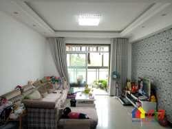 汉口花园六期 精装通透两房 双阳台拎包住 性价比高 随时看房