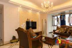 法式风情代表作环境好品质佳,豪华装修拎包住两证两年税费低