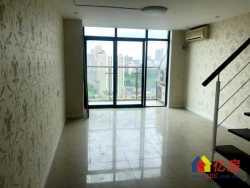 黄浦路地铁口 汉飞青年城全复式带阳台好房出售 有钥匙真实图片