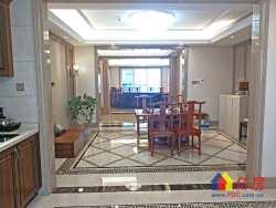王家墩中央商务区 泛海国际兰海园 5室3厅5卫 全新豪装 未入住