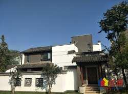 享受田园生活中国院子独栋 占地500平 380平大花园 证全