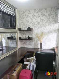 长城坐标城,中间楼层,南北通透大两房带小书房,送前后露台