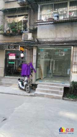 江汉区 杨汊湖 浩海小区二线门面出售 2室1厅3卫 86㎡