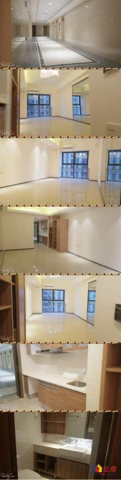 武汉恒大御景湾员工更名房源,61平米小公寓,性价比高 无后期费用