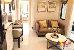 关山大道红枫金座精装一室一厅住宅性质 新房无费用 低首付30
