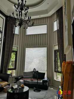 洪山长岛附近保利十二橡树独栋豪装别墅拎包入住房送地下室!