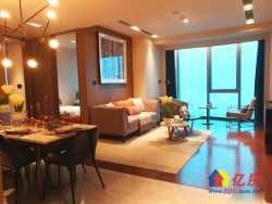 武汉绿地中心636(绿地铂瑞公馆)一线看江 地段还是地段