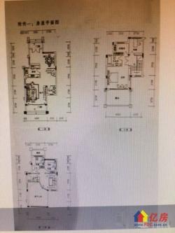 红莲湖光谷东恒大二期双拼别墅可贷款现房随时看花园200平