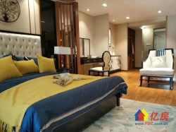 汉口滨江区 福星惠誉 LOF5.4米层高,上下两层温馨两室,