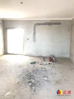 汉口北政府还建房,全新毛坯3房2卫,总价64万,无后期费用