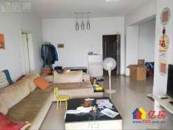 月湖桥旁 汉江公寓 2室2厅2卫 一线看江 老证