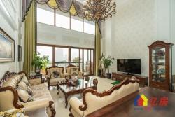 水岸星城洋房别墅 使用面积过500平 超大露台景观 一线临湖 两证五年随时看房