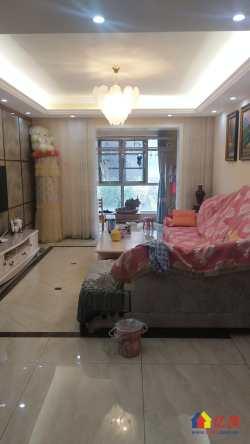 世茂锦绣长江五期 3室2厅2卫  150㎡ 东南朝向 户型方正 精装修 全房品牌家电赠送 紧邻地铁