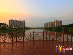 汉南70年地铁口碧桂园凤凰湾,悦山湖二成首付精装新房
