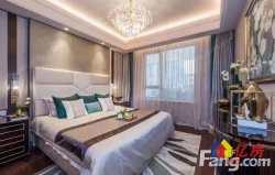 绿地国际金融城海泊御观 3室2厅2卫 141㎡ 新房, 签一手房合同