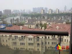 东西湖区 金银湖 银湖翡翠 3室2厅2卫  120㎡,毛坯湖景三房,赠送双阳台!