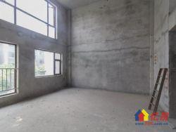 金银湖带电梯的叠拼别墅  楼层好 百变户型 小区苏州园林风格