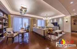 武昌区 徐家棚 绿地国际金融城 3室2厅2卫  120㎡