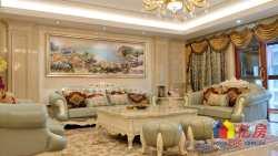 江汉区 王家墩中央商务区 泛海国际香海园 5室3厅5卫  366㎡