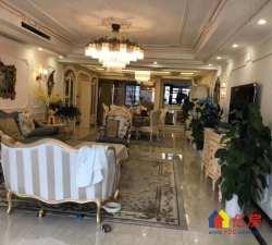 一线江景,大平层,月湖桥,越秀星汇云锦,豪华装修.283平
