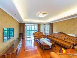 东湖风景区省博物馆楚世家电梯洋房豪华装修板式四房满两年有车位