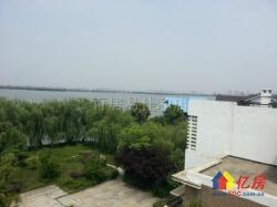 大洋彼岸临湖独栋别墅  地上四层 一线湖景 视野开阔 老证