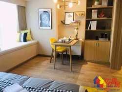 青山复式公寓来袭不限购地铁口买一得二绿地北城公馆