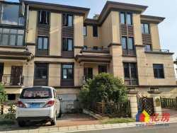 世茂龙湾五期70年产权,联排别墅 送300平花园地下停车库