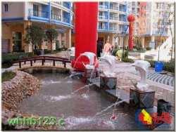 江汉区 江汉路 福星城市花园 2室1厅2卫 128.87㎡