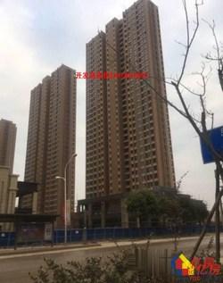 武昌白沙洲+复地悦城+临街底商+现铺+层高6米+一拖二+人流稳定
