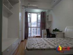 金地自在城小公寓37平豪华装修可出租或自住