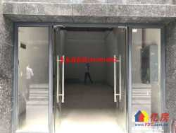 当代国际城乐荟 一楼拐角临街47平 双展示面 未来商业入口旁