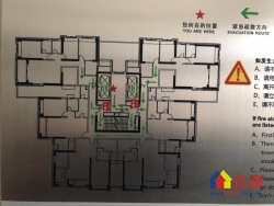 江岸区 大智路 金地京汉1903 2室2厅1卫