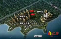 山海观+一线湖景新房+双地铁+首付27万+配套齐全