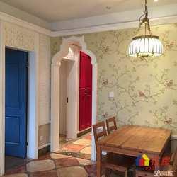 常青花园五小区 房东精心装修时尚人士理想二居室 直接拎包入住