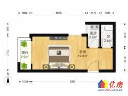 常阳永清城边 地铁口汉飞青年城 40平售52万  交通便利